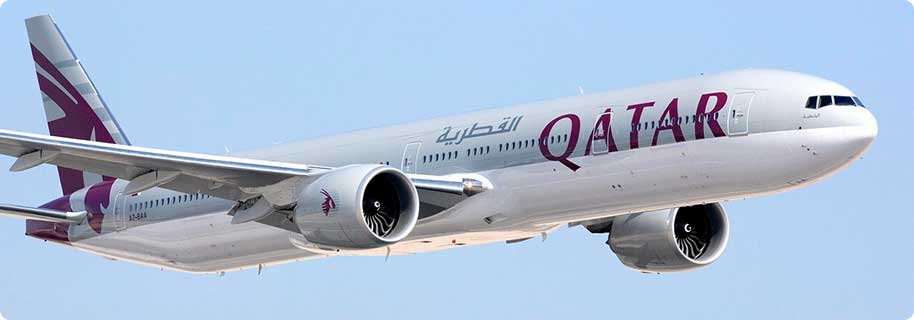 cheap flights Qatar Airways