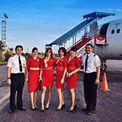 sriwijaya plane crew