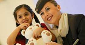 etihad stewardess