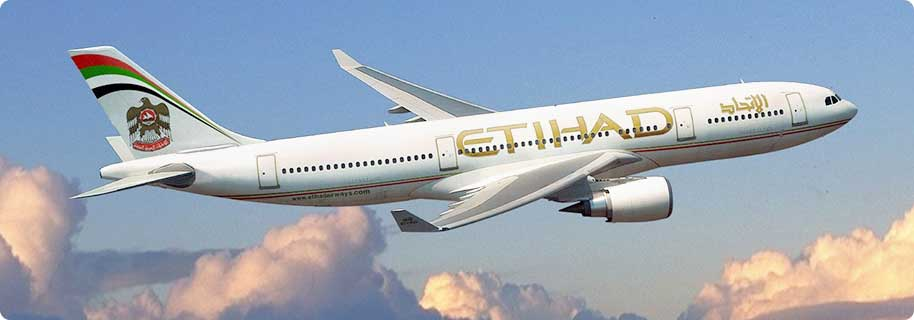 cheap flights Etihad Airways