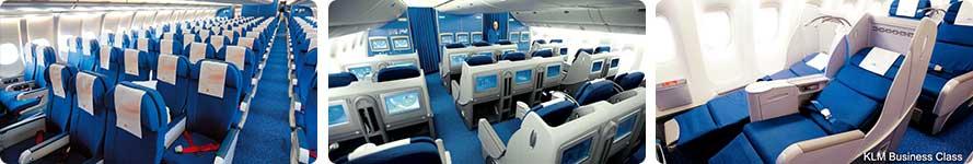 interior KLM