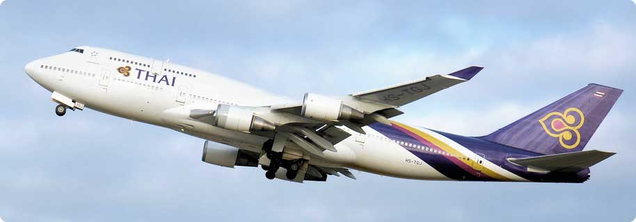 cheap flights Thai Airways