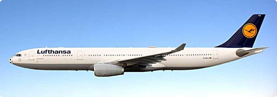flights cheap Lufthansa