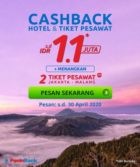 Promo Paninbank Cashback Total S D 1 1jt Apr 20 Nusatrip Com