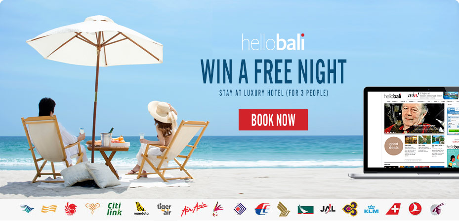 Win A Free Night Stay At Luxury Hotel Nusatrip Hellobali