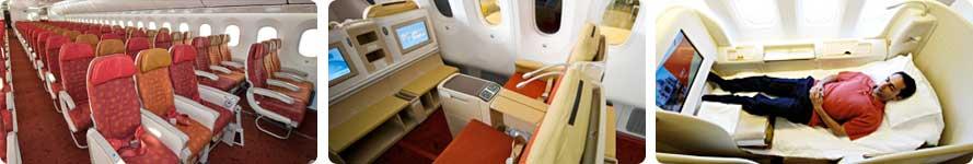 interior Air India