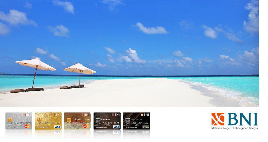 Promo Kartu Kredit Bni Di Nusatrip Com Tiket Pesawat Hotel