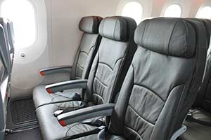 interior & services Jetstar