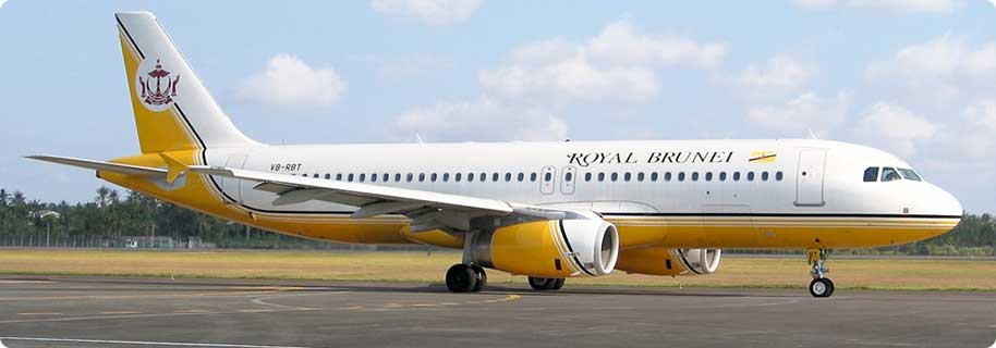 cheap flights Royal Brunei