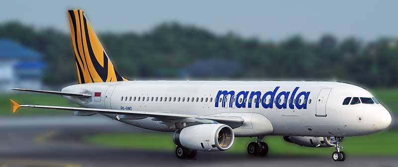 Tiket Pesawat Mandala Tiger Cari Harga Murah Tiket Mandala