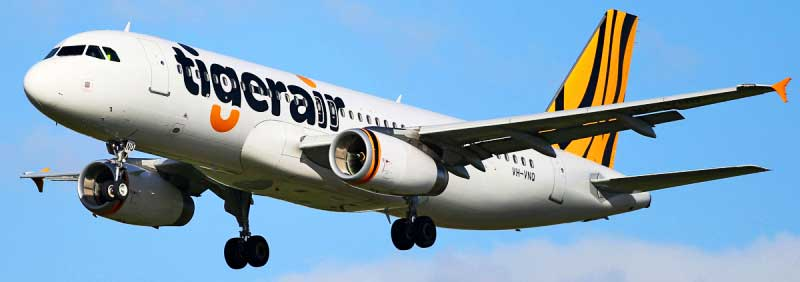 tiket pesawat TigerAir - Tiger Airways