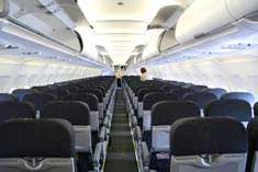 interior TigerAir