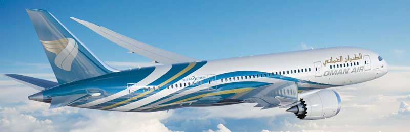 Oman Air cheap flight