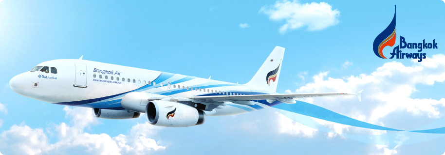 Bangkok Airways Book Cheap Bangkok Air Flights Online
