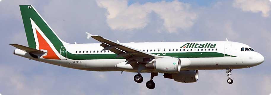 cheap flights Alitalia
