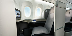 air canada 787 business seat day