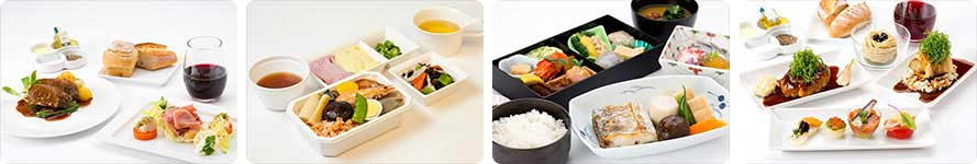 service & food All Nippon Airways
