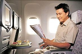 eva air economy class