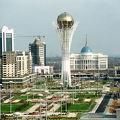 Astana to Guangzhou