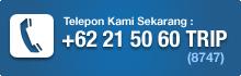 NusaTrip call center 24/7, nomor telepon +62 21 5060 8747