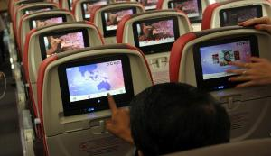 batik air enternainement screen