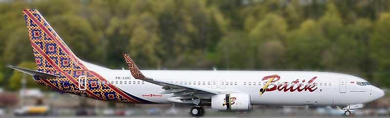 Batik Air Tiket Pesawat Pesan Tiket Harga Murah Batik Air