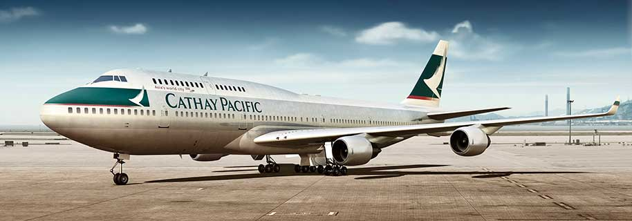 Flights cheap cathay pasific