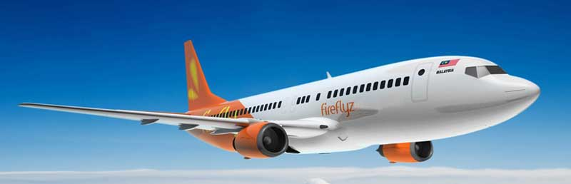 Firefly Flight - Book Cheap Firefly Airline Flights in Indonesia