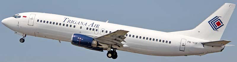 Trigana Air Tiket Pesawat Cari Tiket Trigana Harga Murah Di Nusatrip