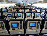 air france economy class