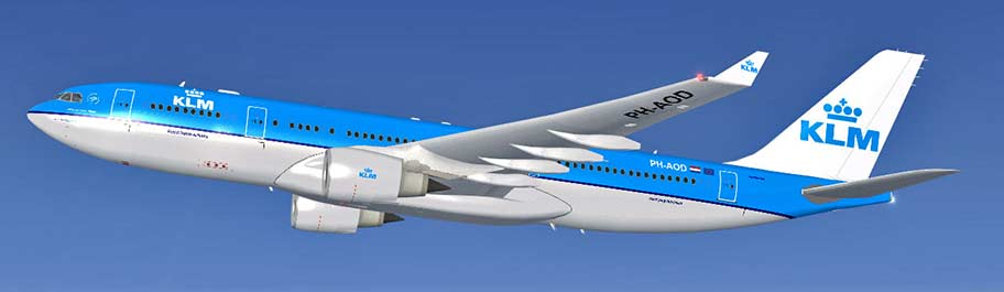 cheap flights KLM