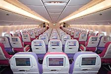 kelas ekonomi Thai Airways