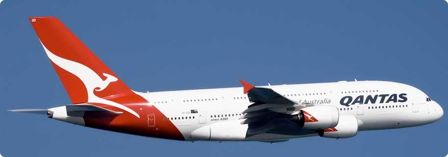Qantas Flight - Book Cheap Qantas Flights Online with NusaTrip
