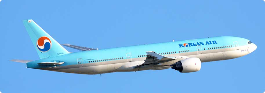 tiket pesawat Korean Air