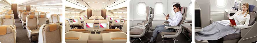 Interior Asiana airlines