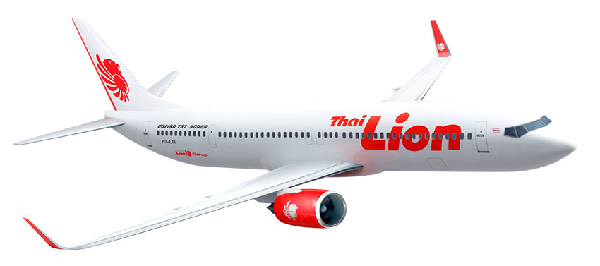 Cheap flights Thai Lion Air