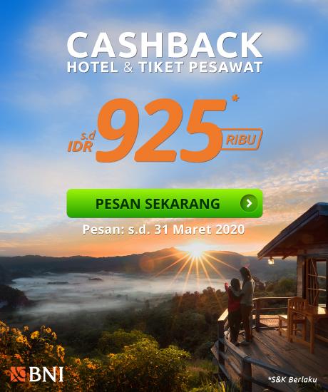 Promo Travel Bni Januari 2020 Nusatrip Com