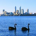 Perth ke Melbourne