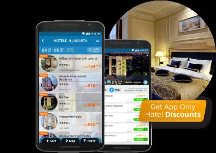 Mobile Travel Booking Application Nusatrip